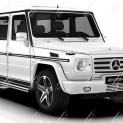 Внедорожник Mercedes Gelendevagen