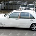 Автомобиль Benz (W140) S класс
